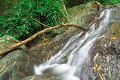 Huay Han waterfall,Nam Prao,Phrae,Thailand Royalty Free Stock Image