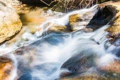 Huay Kaew Waterfall, Chiang mai , Thailand. Royalty Free Stock Photo