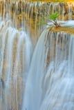 Huay Mae Kamin waterfall, Thailand Royalty Free Stock Photos