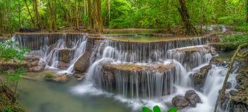 Huay Mae Khamin panorama Obrazy Royalty Free