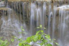 Huay Mae Khamin vattenfall Royaltyfria Bilder