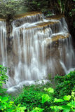 Huay Mae Khamin Waterfall Stock Photos