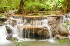 Huay Mae Khamin , Waterfall Stock Photos
