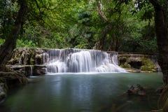 Huay Mae Khamin Waterfall Stock Images
