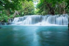 Huay Mae Khamin waterfalls Stock Images