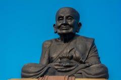 Huay Mongkol寺庙的大菩萨 免版税库存图片