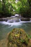 huay vattenfall för kamaeminut Royaltyfri Foto