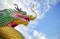 Huay Winkel- des Leistungshebelskung Tempel Stockfotos