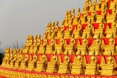 Huay Xai, Laos - breng 03 2015 in de war: DE BTW CHOME KHAOU MANIRATN beroemd Stock Foto's