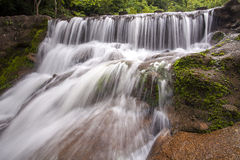 Huay Yang Waterfall Royalty Free Stock Image