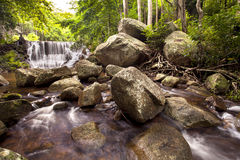 Huay Yang Waterfall Royalty Free Stock Photos