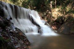 Huay Yang Waterfall in Prachuap Khiri Khan Province, Thailand Royalty-vrije Stock Foto