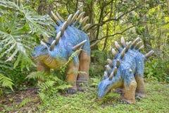 Huayangosaurus royalty-vrije stock afbeelding