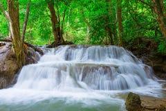 Huaymaekamin Waterfall Stock Photos