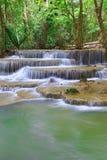 Huaymaekamin Waterfall Stock Photo
