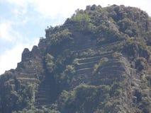 Huayna Picchu fotografia de stock