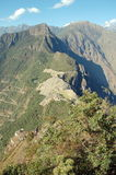 Huayna Picchu mountain Stock Images