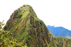 Huayna Picchu. Peru. Royalty Free Stock Photos