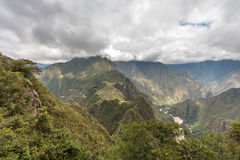Huayna Pichu Стоковое Фото