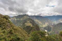 Huayna Pichu stockfoto