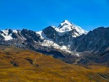 Huayna Potosi Imagen de archivo libre de regalías