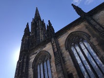 The Hub, Assembly Hall in Edinburgh Royalty Free Stock Photography
