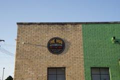 The Hub Automotive, Memphis, TN Royalty Free Stock Photography