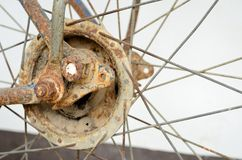 Hub bicycle Stock Image