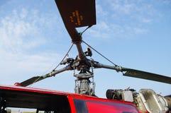 Hub de rotor image libre de droits