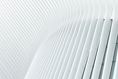 Hub de transit de World Trade Center Photo stock