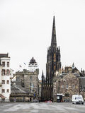 The Hub. In Edinburgh Old Town Stock Photos