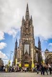 The Hub, Edinburgh's iconic landmark Royalty Free Stock Image