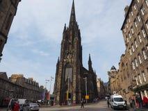The Hub venue in Edinburgh Royalty Free Stock Photography