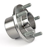 Hub wheel and bearing Royalty Free Stock Photo