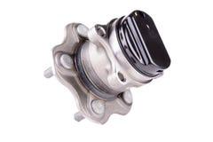 Hub and wheel bearing kit Royalty Free Stock Image