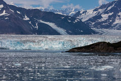 hubbard ледника Аляски Стоковая Фотография RF