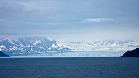 hubbard ледника Стоковая Фотография RF