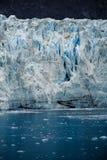 Hubbard glaciär Arkivbilder