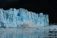 Hubbard glaciär (4 av 4) Royaltyfri Bild