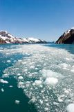 Hubbard Glacier Royalty Free Stock Photos