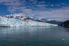 Hubbard Glacier in Alaska Royalty Free Stock Images
