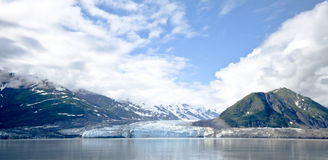 Hubbard Glacier Alaska USA Royalty Free Stock Images