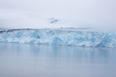 Hubbard Glacier Stock Photo