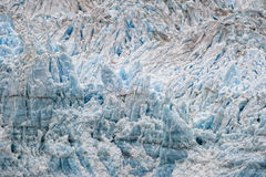 The Hubbard Glacier Stock Images
