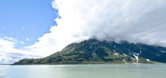 Hubbard-Gletscher Alaska USA Lizenzfreies Stockbild