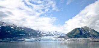 Hubbard lodowa Alaska usa Obrazy Royalty Free