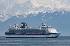 Hubbard lodowa Pływać statkiem Zdjęcie Royalty Free