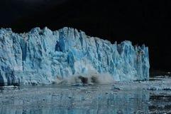 Hubbard lodowiec (3 4) Obrazy Stock