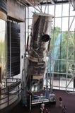 hubble复制品空间望远镜 库存图片