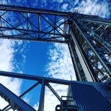 Hubbrücke Stockbilder